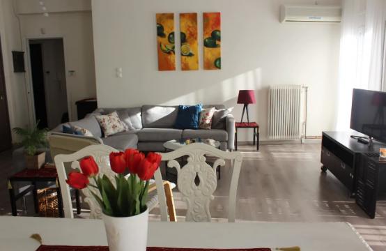 Ilioupoli area furnished apartment Metro Mall