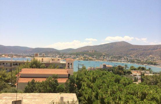 Porto Rafti sea view apartment