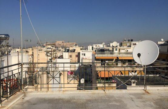 Acropolis view apartment near metro station