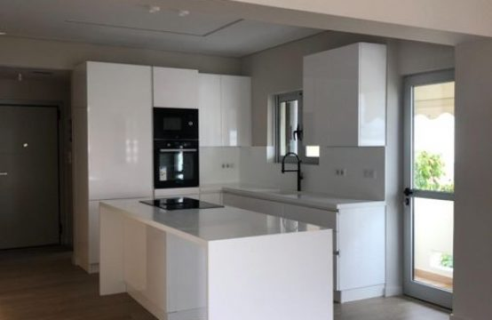 Fully renovated modern apartment in Glyfada center