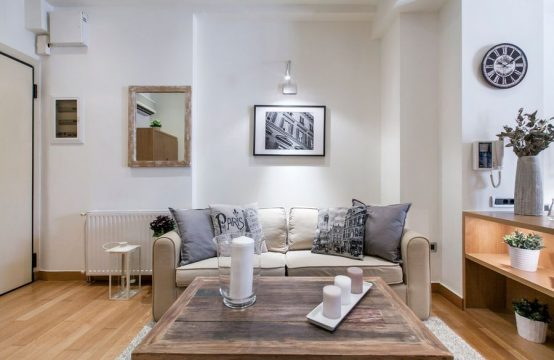 Kolonaki area furnished studio