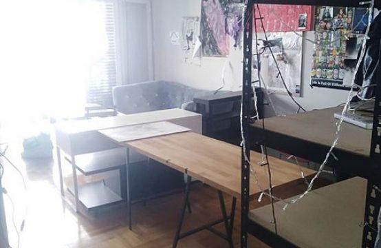 Athens center Neapoli area apartment near metro