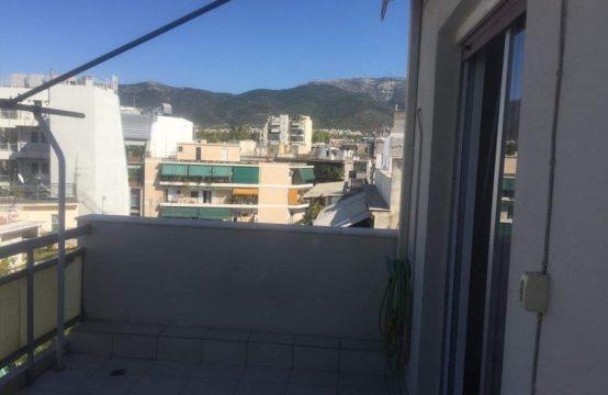 Nice apartment with big balcony in Ambelokipi area
