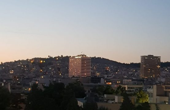 Renovated penthouse with Acropolis view