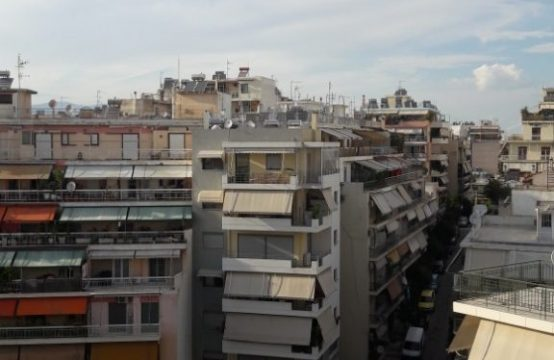 Penthouse in Zografou area with Acropolis view