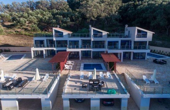 Sea view villas complex