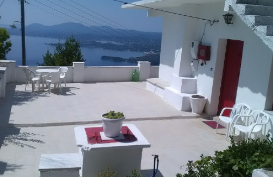 Sea view house in Corfu
