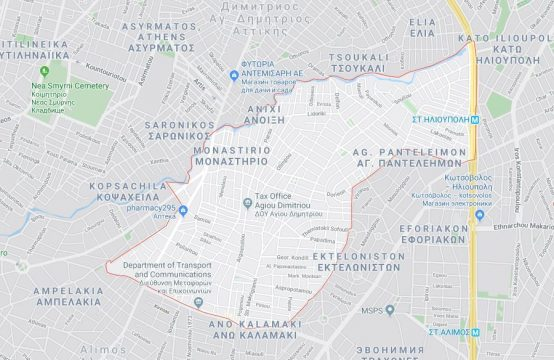 Land plot near to metro