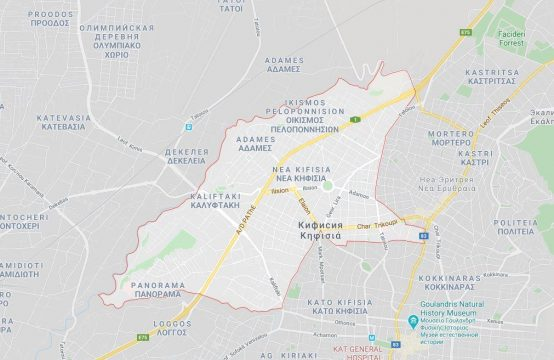 Land plot in Nea Kifisia